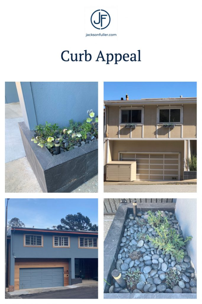 Curb Appeal Before After