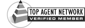 Top Agent Network Verified Member Badge San Francisco, CA